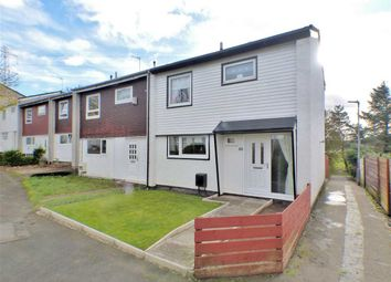 Thumbnail 3 bed end terrace house for sale in Eider Place, Greenhills, East Kilbride