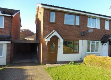 Thumbnail 2 bed semi-detached house for sale in 39, Aston Way, Oswestry, Shropshire