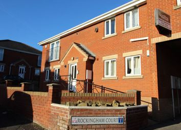 Thumbnail 1 bed flat to rent in Rockingham Court, Belgrave Road, Barnsley