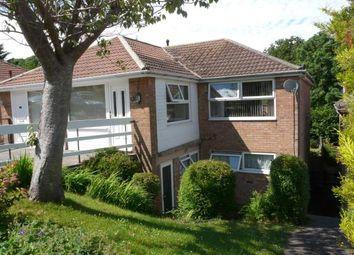 Thumbnail 3 bed semi-detached house for sale in Roselands, Paignton, Devon