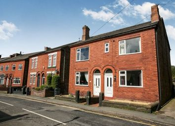 Thumbnail 4 bed property to rent in Lydyett Lane, Barnton, Northwich