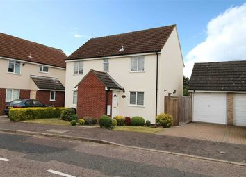Thumbnail 4 bed detached house for sale in Mellor Chase, Lexden, Colchester