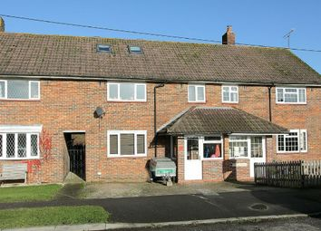Thumbnail 4 bed terraced house for sale in The Green, Barton Stacey, Winchester