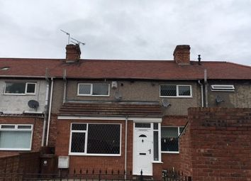 Thumbnail 3 bed terraced house to rent in Park Villas, Ashington