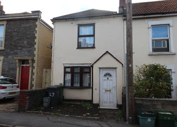 Thumbnail 3 bed end terrace house for sale in Victoria Street, Bristol