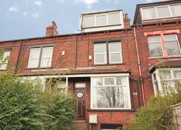 Thumbnail 5 bedroom terraced house to rent in Meanwood Road, Leeds