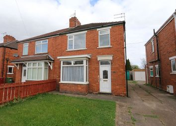 Thumbnail 3 bed semi-detached house for sale in 20, Burn Road, Scunthorpe, Lincolnshire