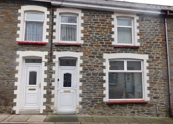 Thumbnail 3 bed terraced house for sale in Hafodarthen Road, Llanhilleth, Abertillery