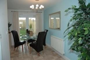 4 bed terraced house to rent in Spring Place Gardens, Mirfield WF14