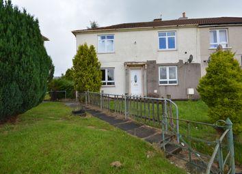 Thumbnail 2 bed flat for sale in Park Crescent, Dalmellington