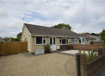 Thumbnail 2 bed semi-detached bungalow for sale in Heather Avenue, Frampton Cotterell, Bristol