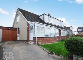 Thumbnail 2 bed semi-detached bungalow for sale in Pinewood Avenue, Bolton Le Sands, Carnforth