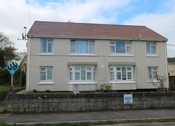 Thumbnail 1 bed flat for sale in Uglow Close, Camborne, Cornwall