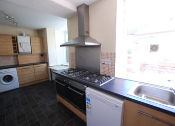 Thumbnail 7 bed end terrace house to rent in Western Road, Sheffield