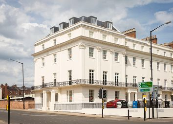 Thumbnail 2 bed flat to rent in 9 Clarendon Place, Leamington Spa