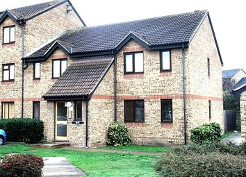 Thumbnail 1 bed flat to rent in Oakley Close, West Thurrock, Essex