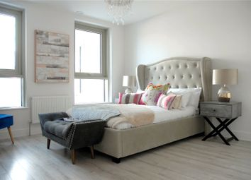 Thumbnail 3 bed flat for sale in New Willow House, London