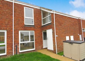 Thumbnail 2 bedroom terraced house to rent in Whitewood Walk, RAF Lakenheath, Brandon