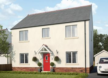 Thumbnail 4 bedroom detached house for sale in Plot 4 Maes Y Llewod, Bancyfelin, Carmarthen, Carmarthenshire