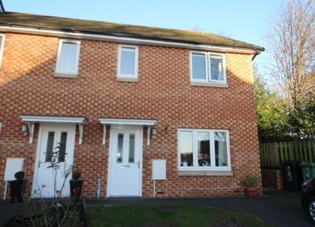 Thumbnail 2 bed terraced house for sale in Newtown Meadows, Carlisle