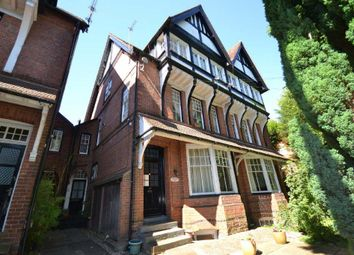 Thumbnail 3 bed flat for sale in Stoneygate Road, Leicester
