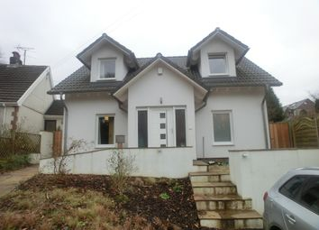 Thumbnail 2 bedroom detached house to rent in Cefn Stylle, Gowerton, Swansea
