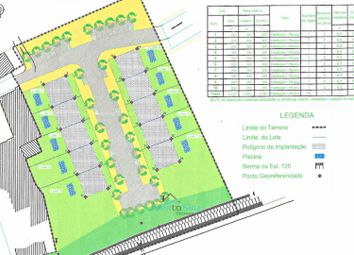 Thumbnail Land for sale in Almadena, Algarve, Portugal