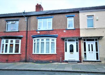 Thumbnail 3 bed terraced house for sale in Stranton Street, Stockton-On-Tees