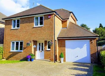 Thumbnail 4 bedroom detached house for sale in Longmoor Road, Liphook, Hampshire