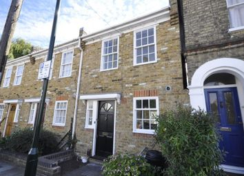 Thumbnail 2 bed terraced house to rent in St Hildas Road, Barnes