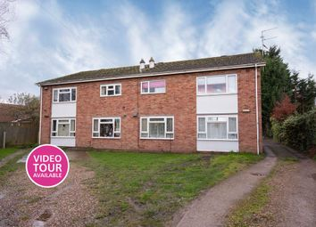 Thumbnail 2 bed flat for sale in Hereward Road, Spalding