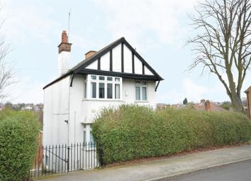 Thumbnail 3 bed detached house for sale in Northcliffe Avenue, Mapperley, Nottingham