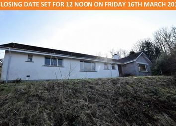 Thumbnail 3 bed detached bungalow for sale in Dores, Inverness