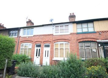 Thumbnail 2 bed terraced house to rent in Burleigh Road, Wolverhampton