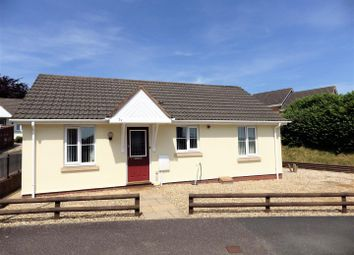 Thumbnail 2 bed detached bungalow for sale in Westcots Drive, Winkleigh
