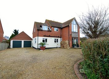 Thumbnail 4 bed detached house for sale in Waveney Close, Wells-Next-The-Sea, Norfolk.