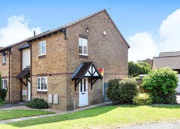 Thumbnail 2 bed end terrace house for sale in Sycamore Gardens, Southwold, Bicester
