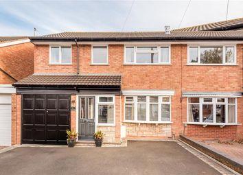 Thumbnail 4 bed semi-detached house for sale in Rangeways Road, Kingswinford
