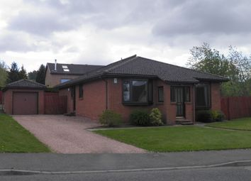 Thumbnail 3 bed bungalow to rent in Old Halkerton Road, Forfar