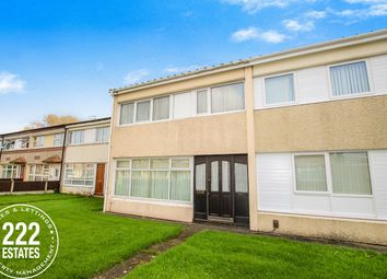 Thumbnail 3 bed end terrace house to rent in Greenwood Crescent, Warrington