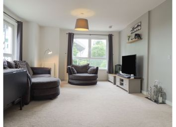 Thumbnail 2 bed flat for sale in 11 Springfield Gardens, Parkhead
