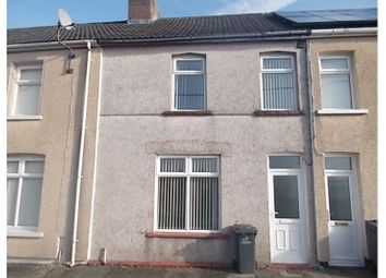 Thumbnail 3 bed terraced house to rent in Lewis Street, Swffryd, Crumlin