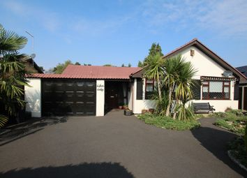 Thumbnail 3 bedroom detached bungalow for sale in Uplands Road, West Moors, Ferndown