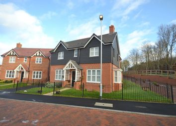Thumbnail 4 bed detached house for sale in Harcourt Way, Hunsbury Hill, Northampton