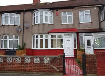 Thumbnail 4 bed terraced house to rent in Alma Road, Southall