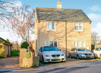 Thumbnail 2 bed semi-detached house for sale in Herne Road, Ramsey St. Marys, Huntingdon
