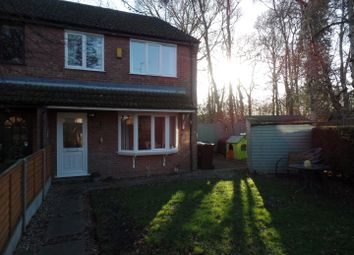 Thumbnail 2 bed terraced house for sale in Locking Close, Lincoln