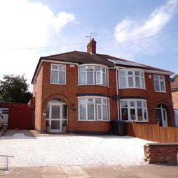 Thumbnail 3 bed semi-detached house for sale in Glenbourne Road, Wigston, Leicester, Leicestershire