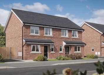 Thumbnail 2 bedroom semi-detached house for sale in 28 Latrigg Road, Carlisle, Cumbria