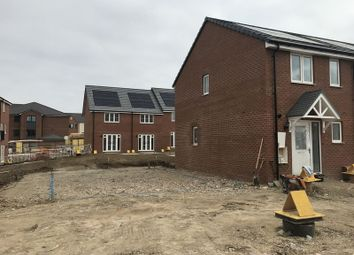 Thumbnail 2 bed terraced house for sale in Drayton Road, Newton Leys, Bletchley, Milton Keynes